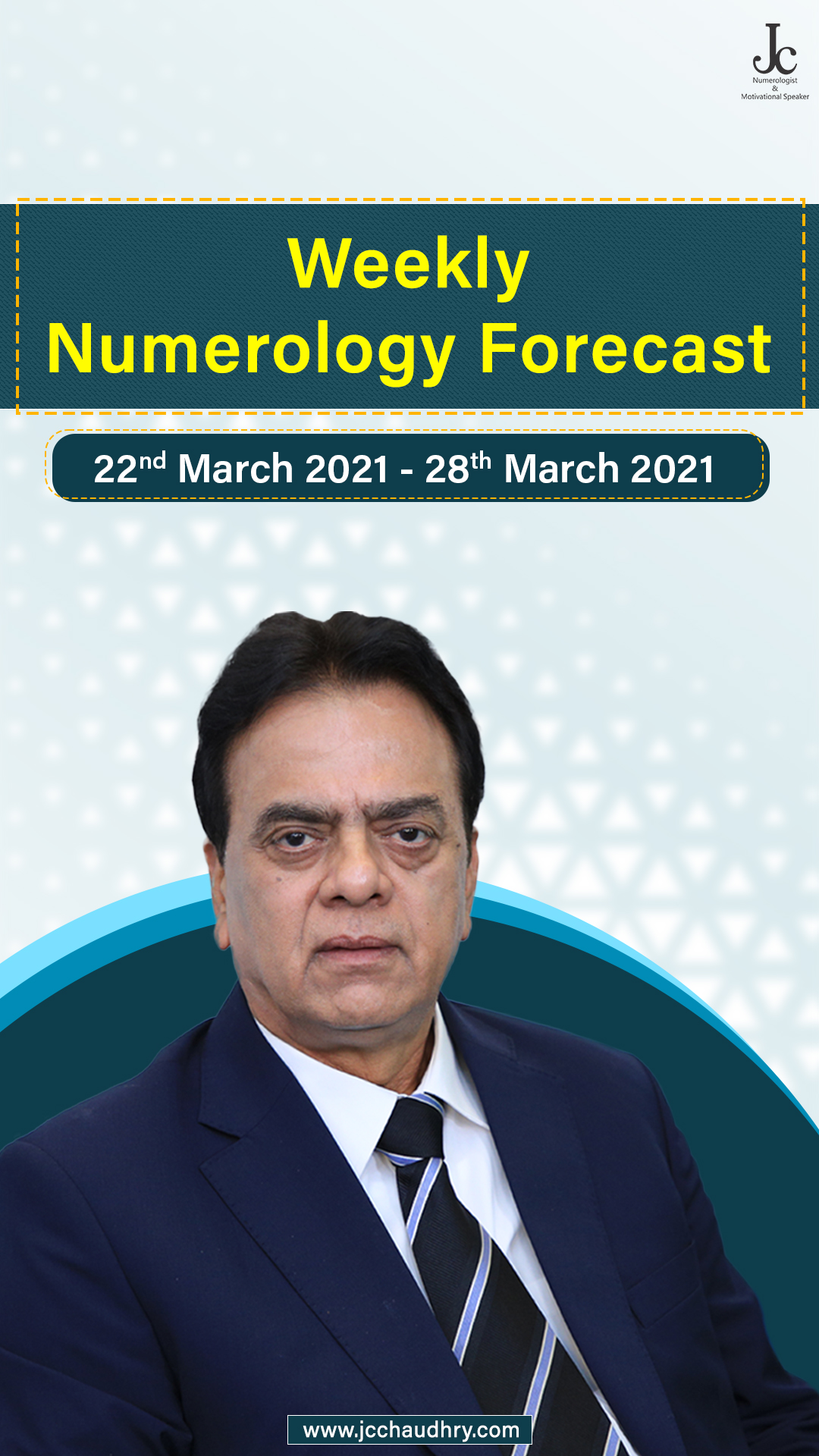 NUMEROSCOPE (22nd March to 28th March, 2021)